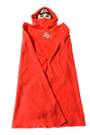 USED Mascot Wear Men's Poncho One Size Red