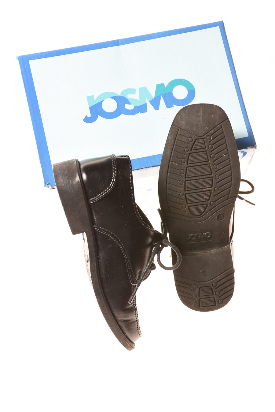USED Josmo Boy's Shoes 11 Black
