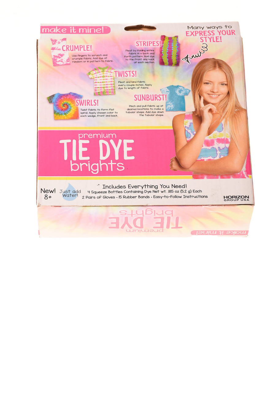 NEW Horizon Group Tie Dye Kit N/A N/A