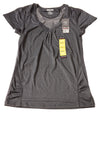 NEW Kirkland Women's Top Small Charcoal