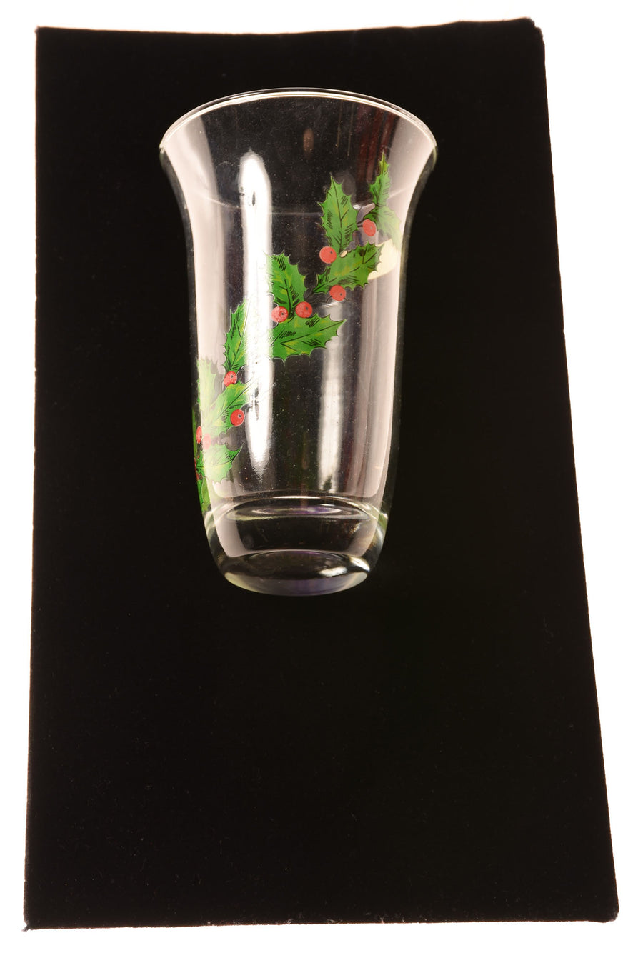 Glass Vase By Crystal Clear Industries