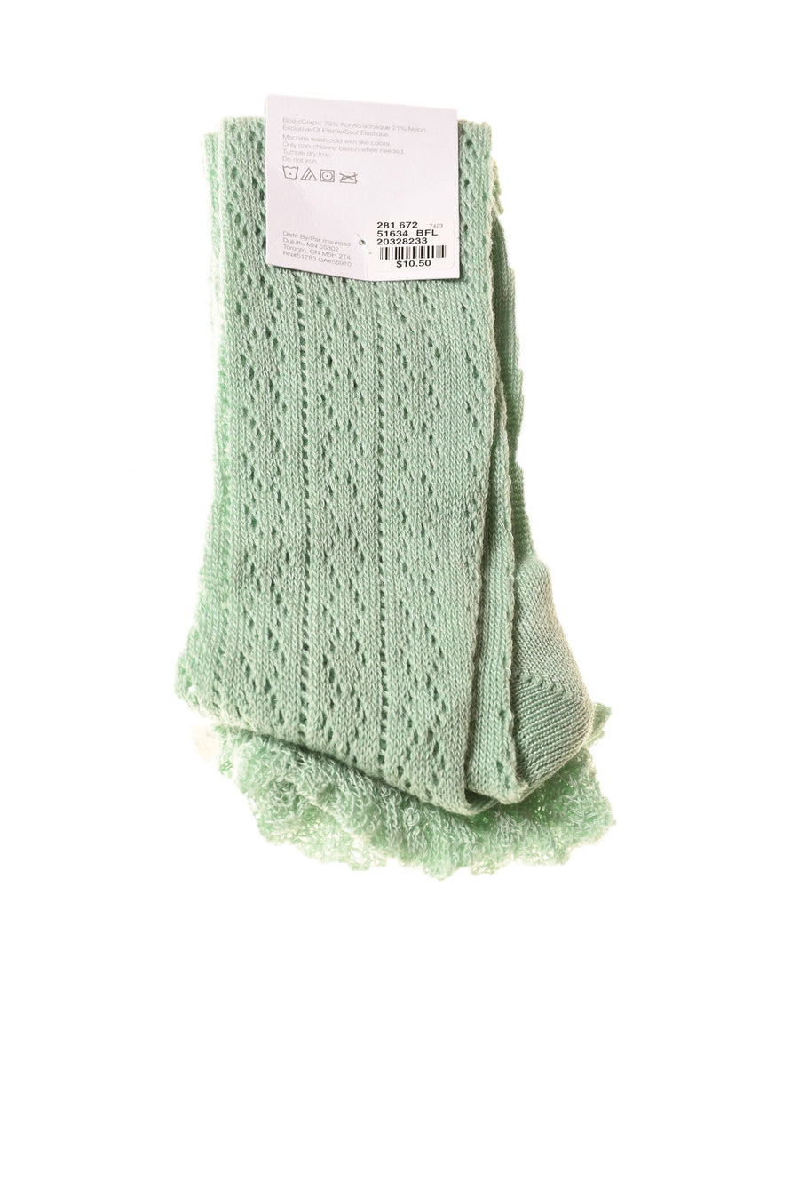 NEW Maurices Women's Socks One Size Mint