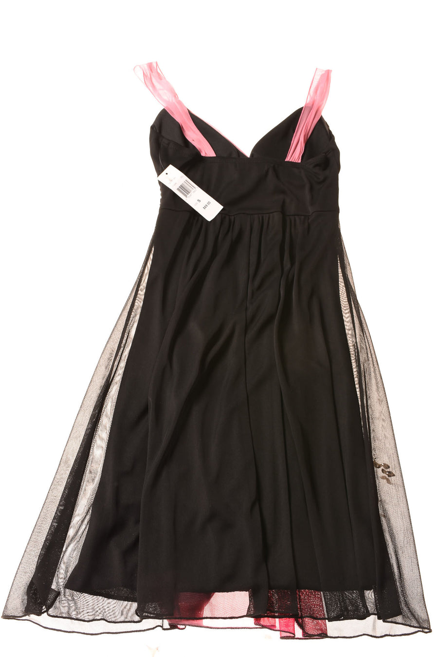 NEW Trixxi Women's Dress Small Pink & Black