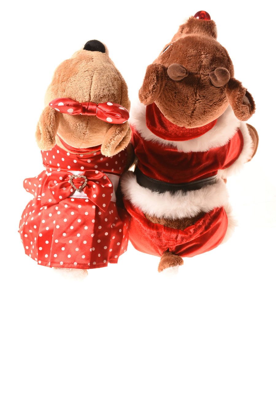 USED Build A Bear Workshop Rudolph The Reindeer N/A N/A