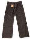 NEW Vertical Sport Men's Jeans 34x32 Black
