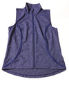 USED Under Armour Women's Vest Medium Blue
