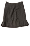 USED Max Studio Women's Skirt 2 Gray