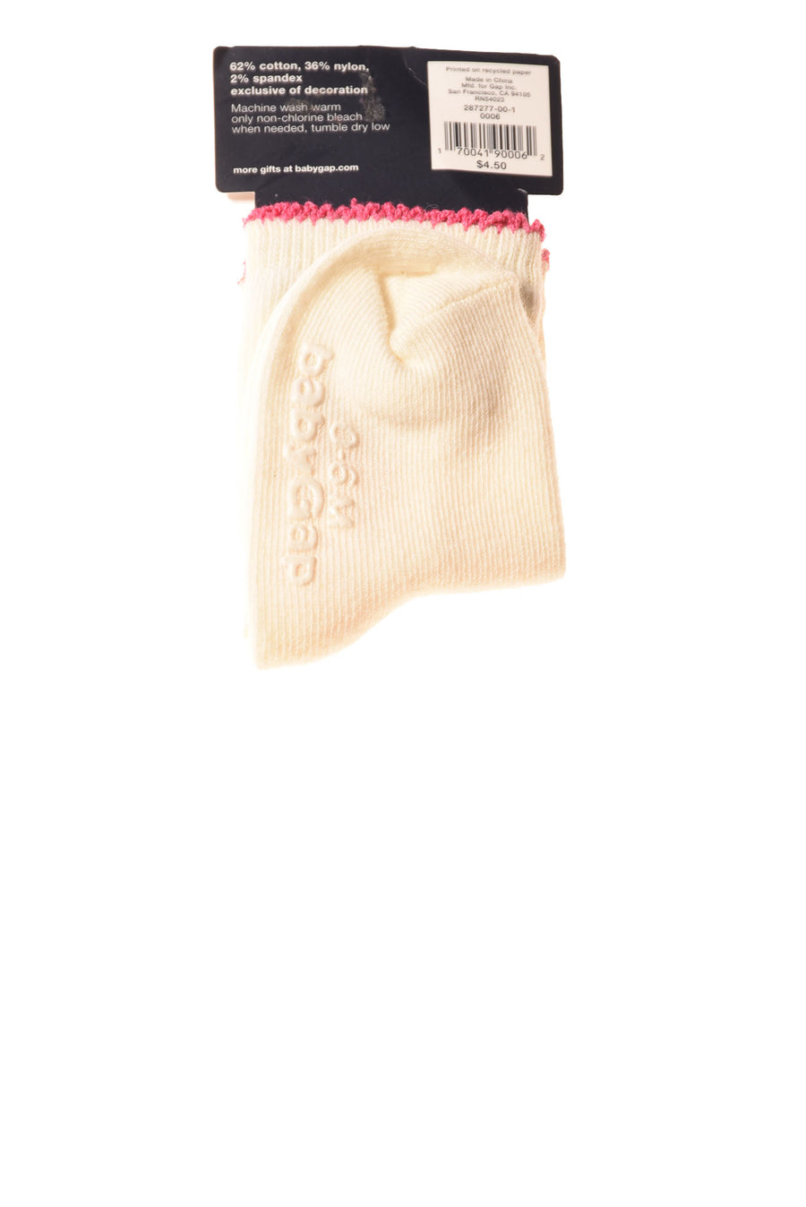 Baby Girl Socks By Baby Gap