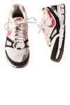 USED Nike Men's Shoes 10 White & Black