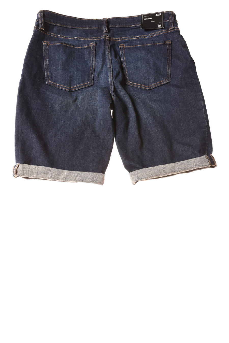 NEW Gap Women's Shorts 4 Blue