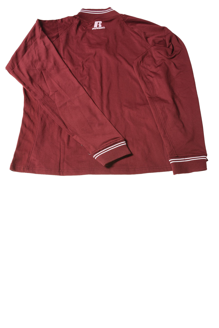 NEW Russell Women's Jacket Large Burgandy
