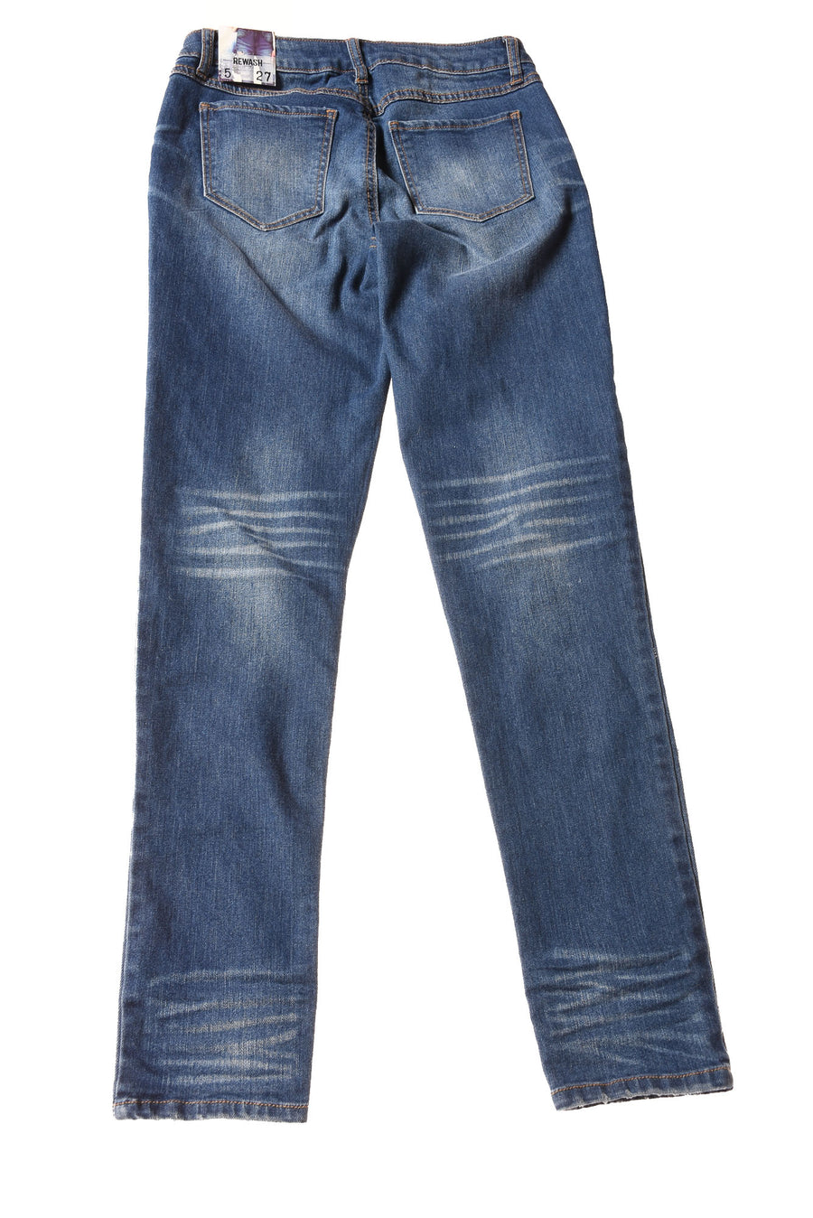 NEW Rewash Brand Women's Jeans 5 Blue