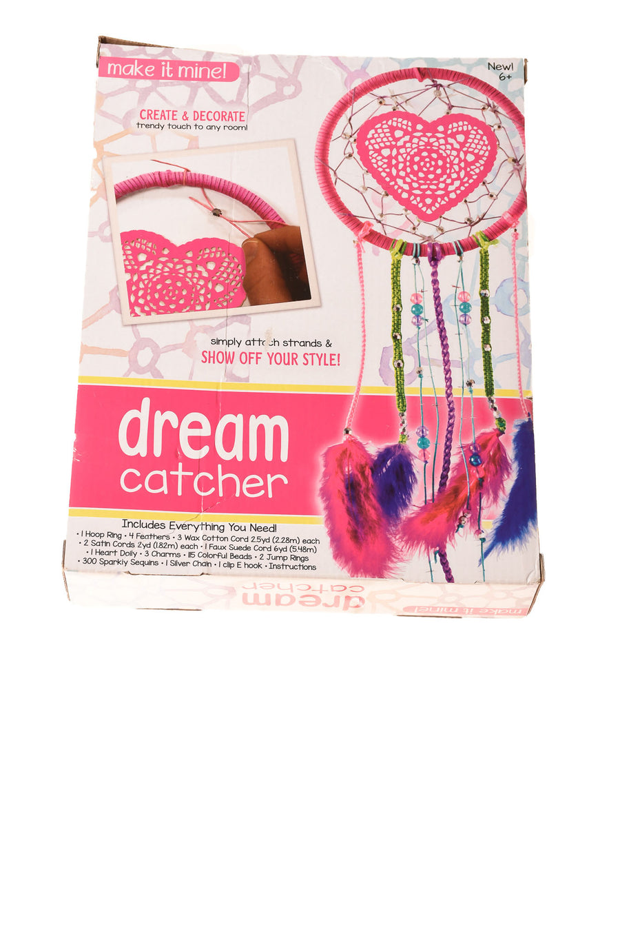 Dream Catcher Kit By Horizon Group