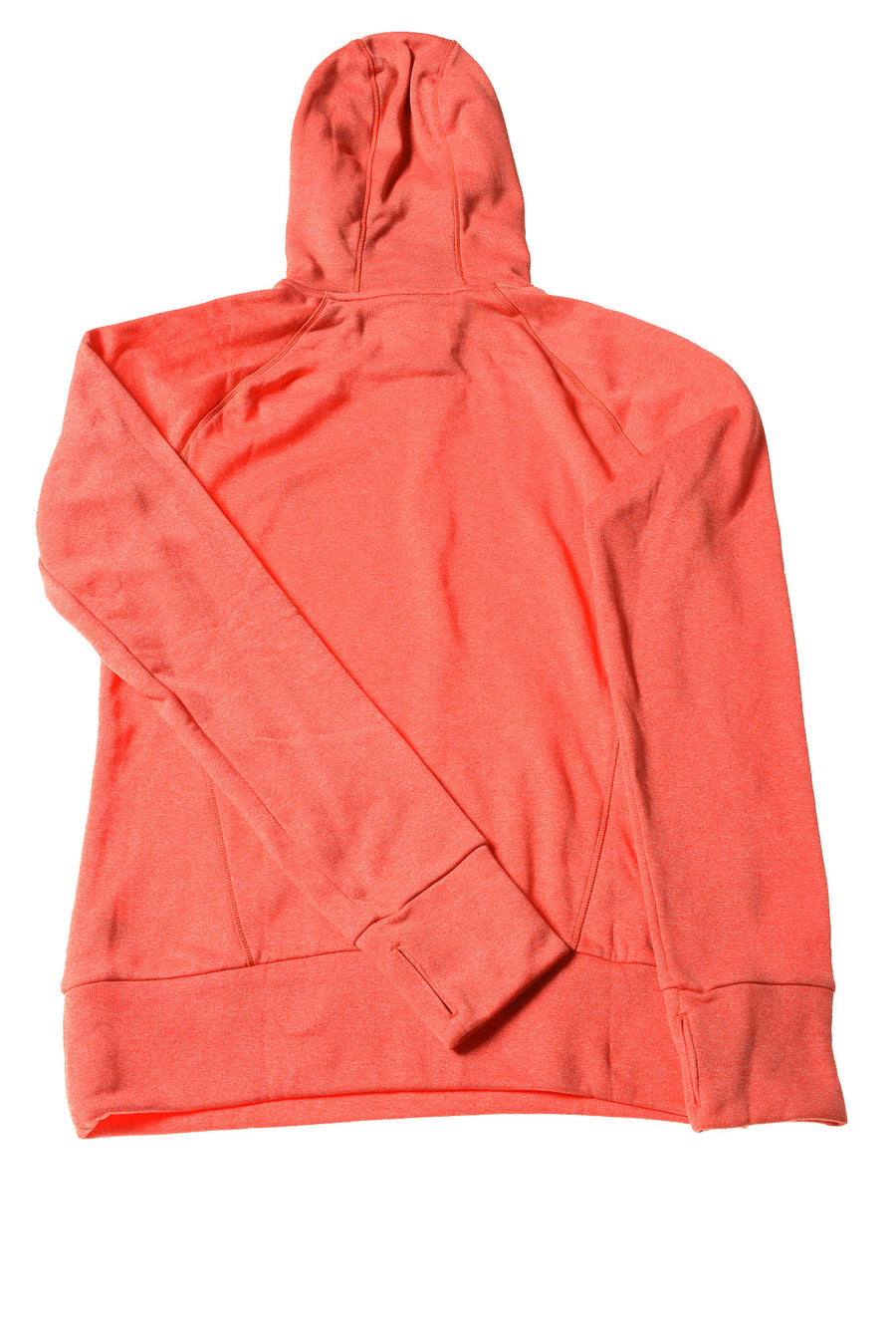 USED Adidas Women's Top Medium Orange