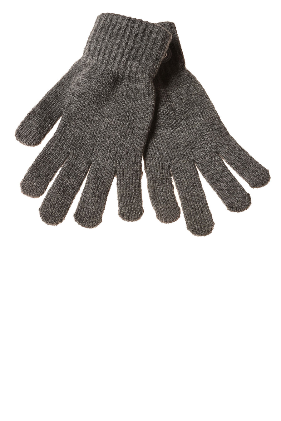 NEW No Brand Women's Gloves One Size Gray
