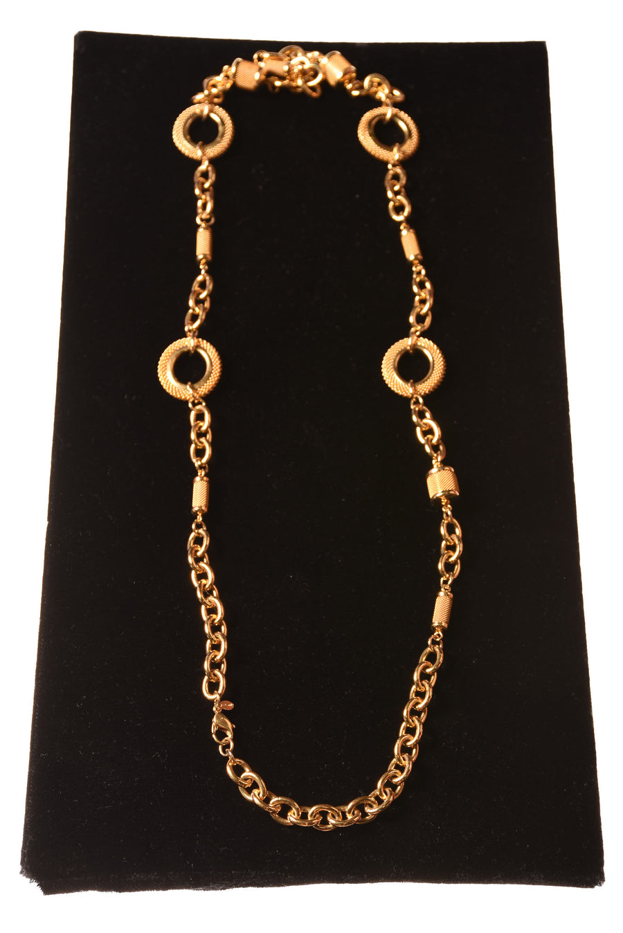 USED No Brand Women's Necklace N/A Goldtone