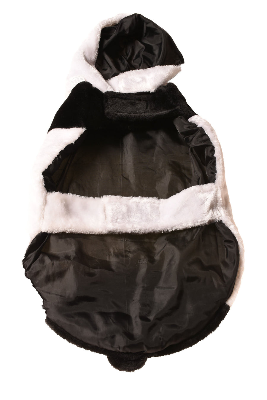 NEW No Brand Dog Coat Large Black & White