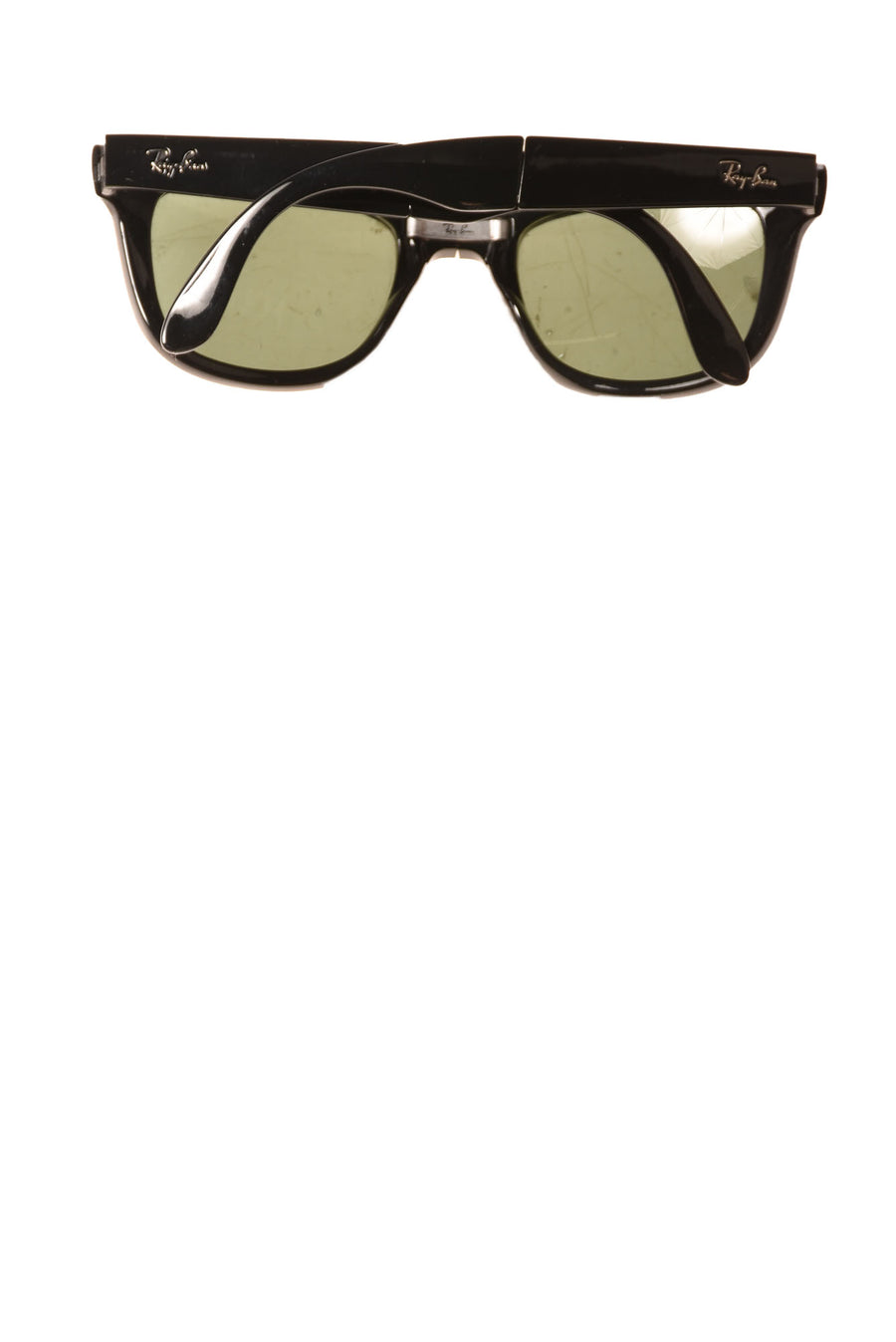 Men's Glasses With Case By Ray Ban