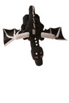 USED Spin Master Stuffed Dragon N/A Black