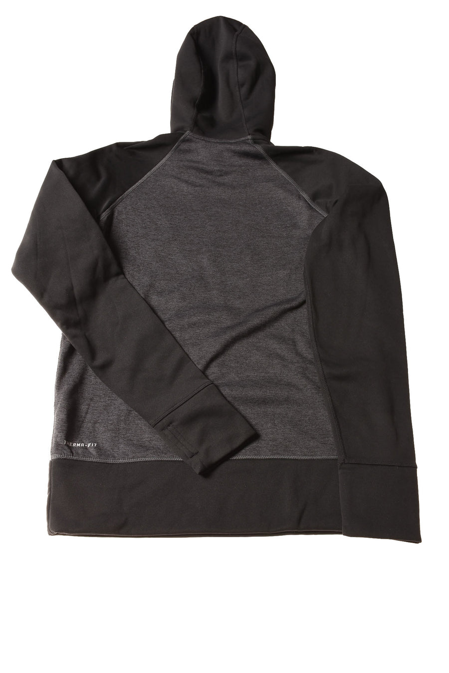 NEW Nike Women's Hoodie Medium Gray & Black