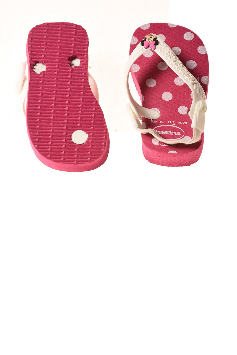 Baby Girl's Shoes By Havaianas