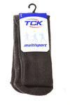 NEW TCK Men's Socks Small Black