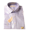 NEW Michael Kors Men's Shirt Large Lilac
