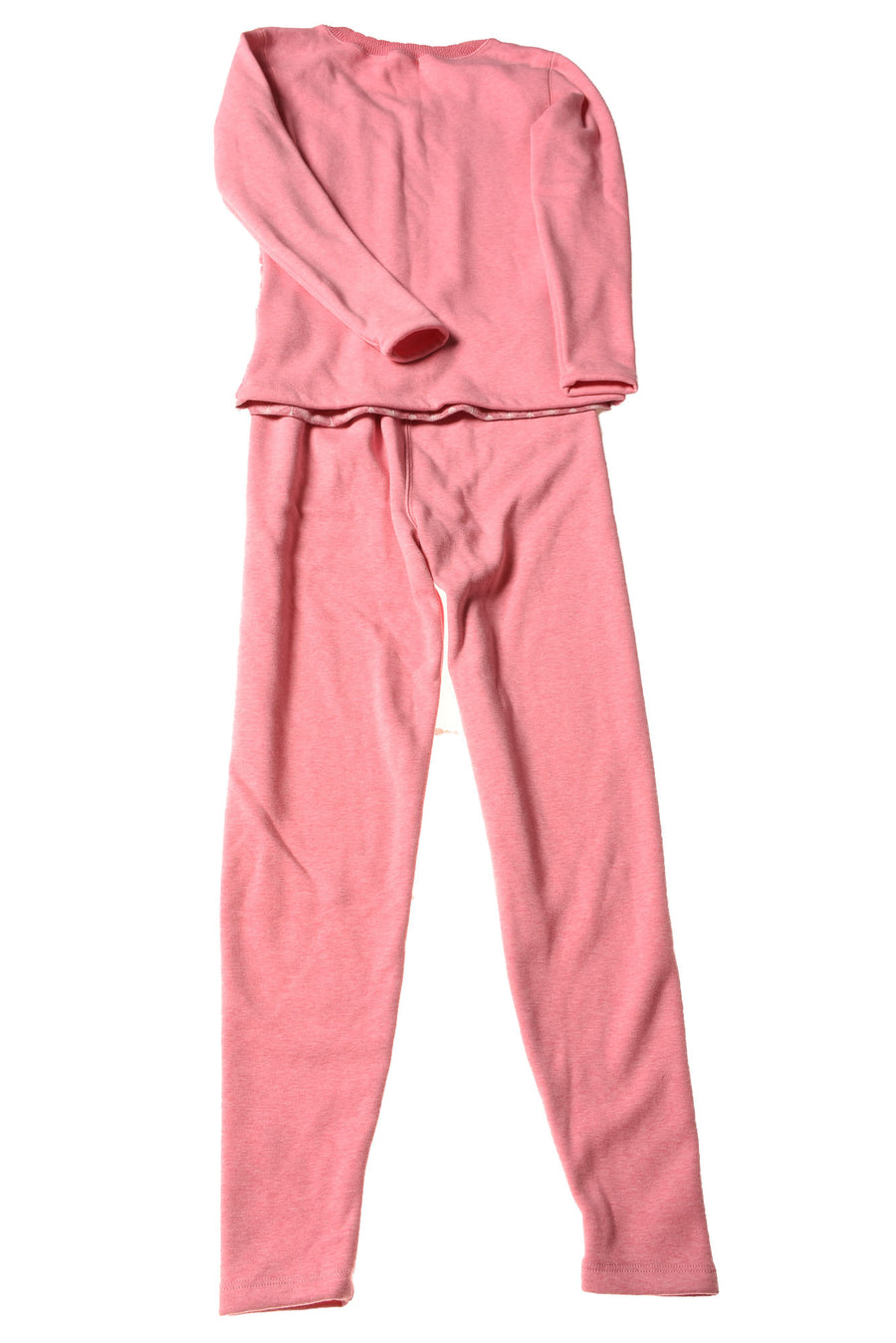 NEW Geeda Girl's Thermal Underwear XX-Large Pink / Print