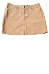 USED Vineyard Vines Women's Skirt 2 Tan