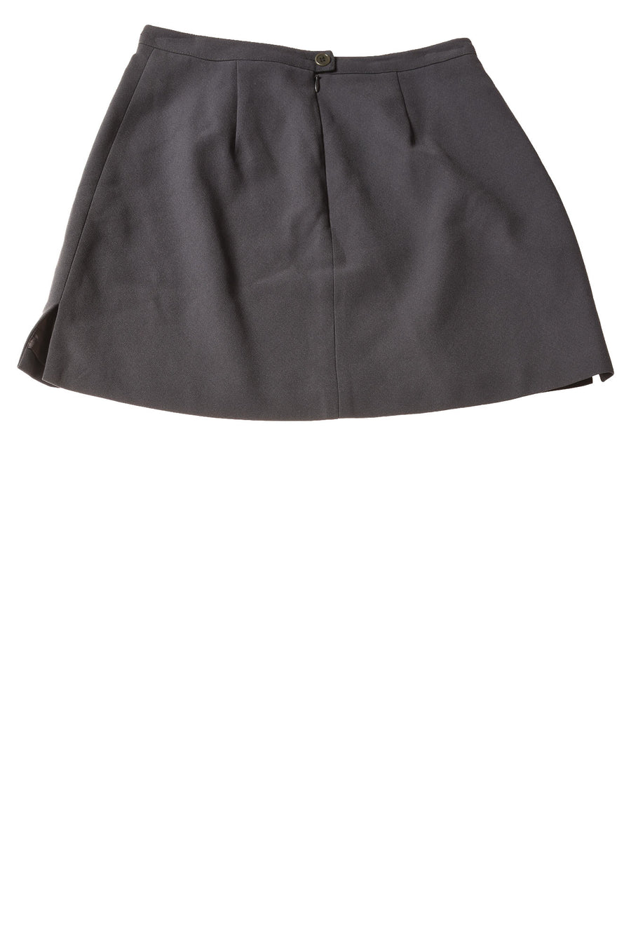 NEW BCBG Women's Skirt 4 Gray