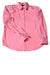 USED Jones New York Women's Top Small Pink / Gingham Print