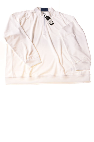 NEW Adidas Men's Shirt 2X-Large White