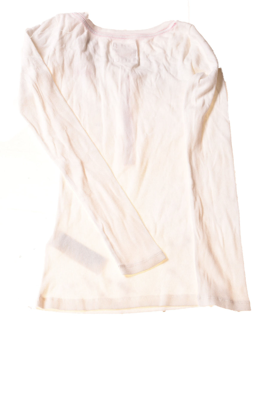 USED Hollister Women's Top X-Small White