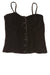 USED Wet Seal Women's Top Medium Black