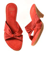 USED Italian Shoemakers Women's Shoes 7.5 Red