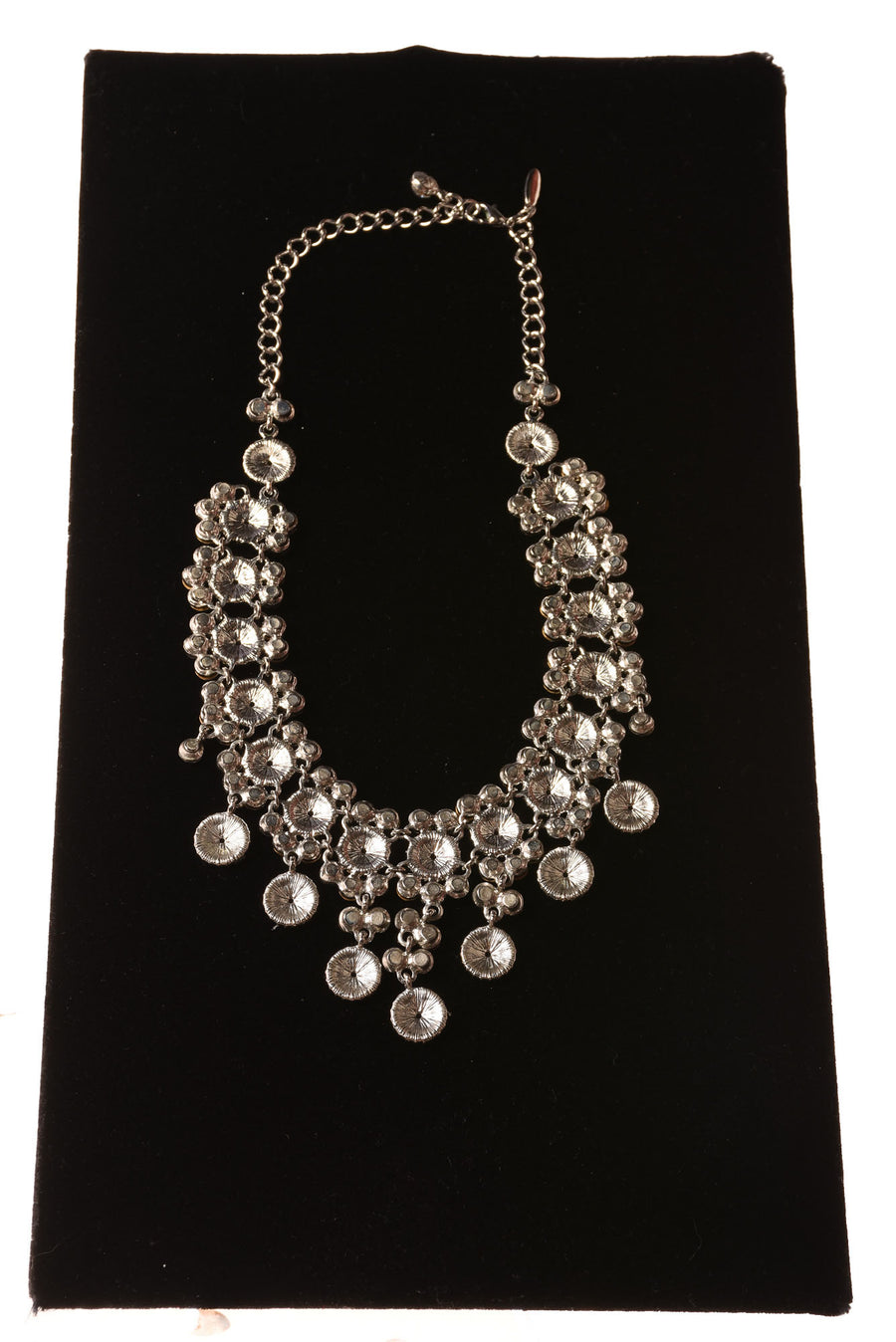 USED Natasha Women's Necklace N/A Silver