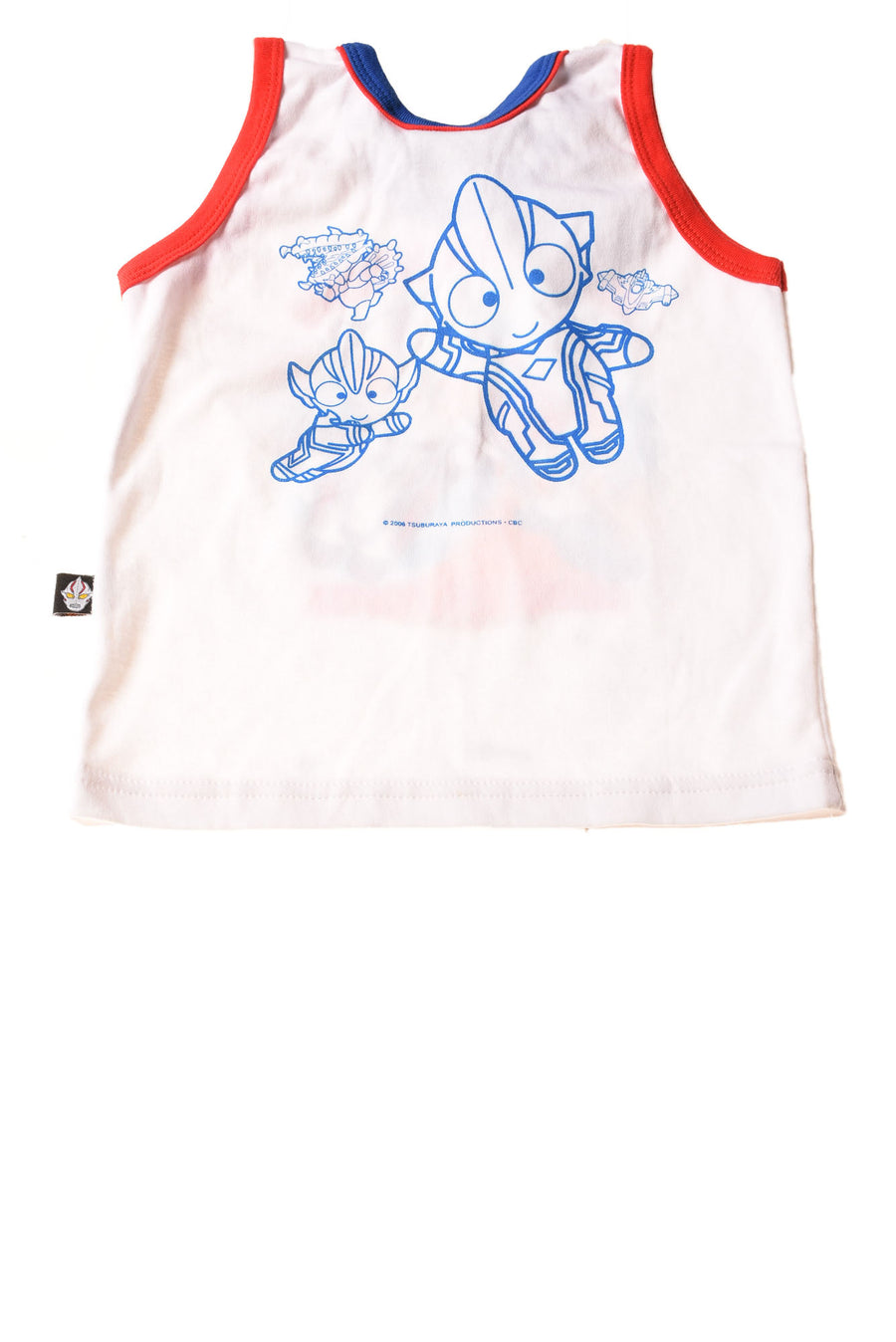 Toddler Boy's Shirt By Tsuburaya Productions