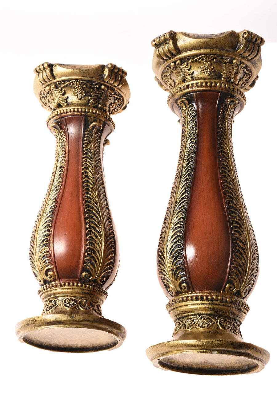 2pc Candle Holder By No Brand