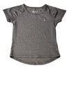 USED Champion Toddler Girl's Top 4T Gray