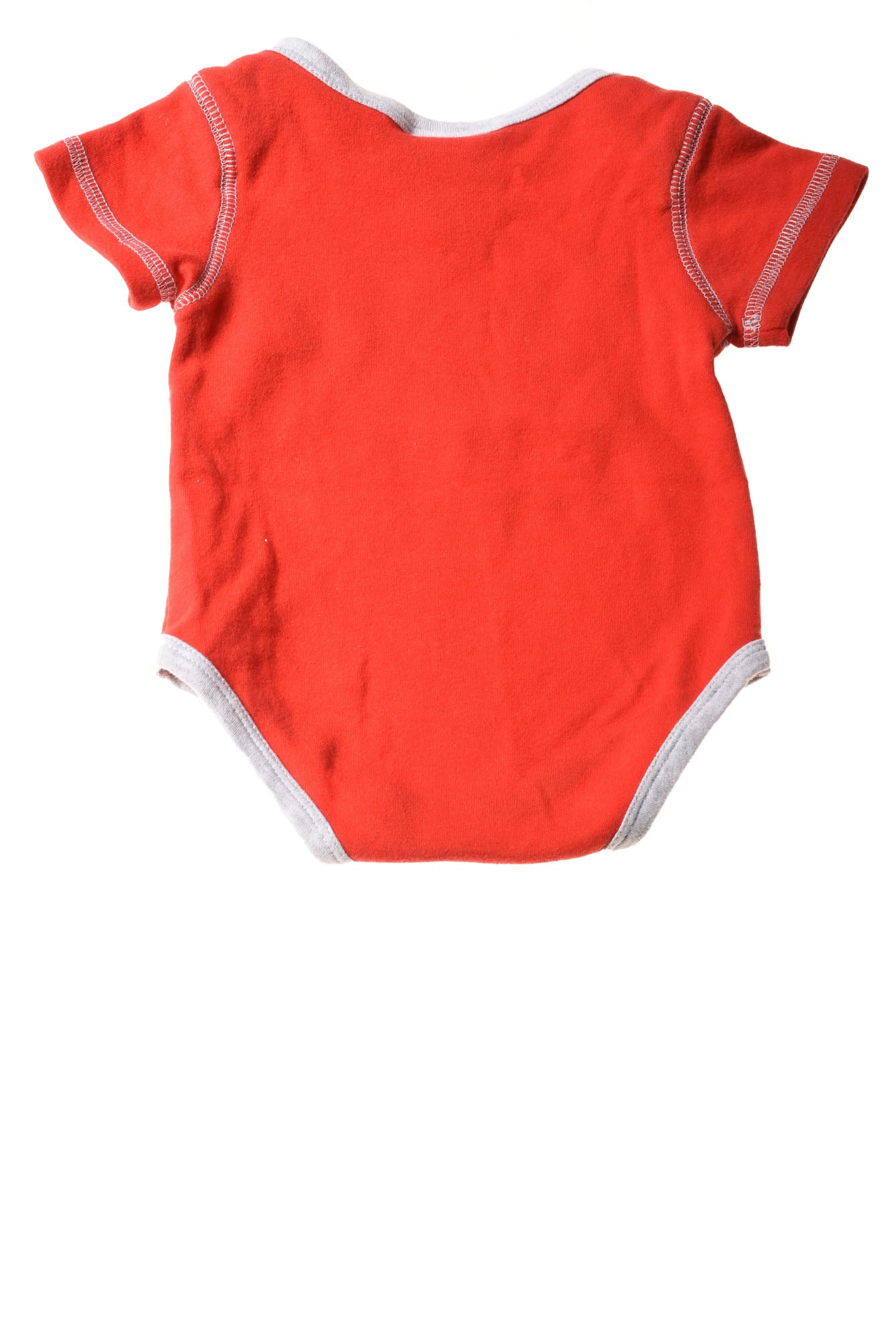 USED Outer Stuff Baby Boy s Body Suit 0 3 Months Red Village