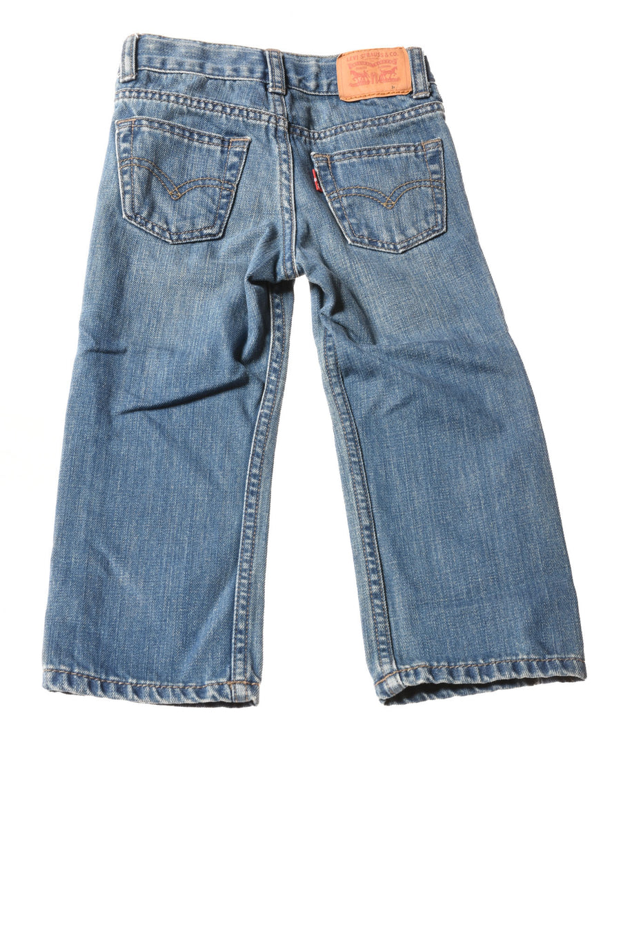 USED Levi's Toddler Boy's Jeans 3T Blue