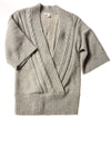 USED Banana Republic Women's Sweater Medium Gray