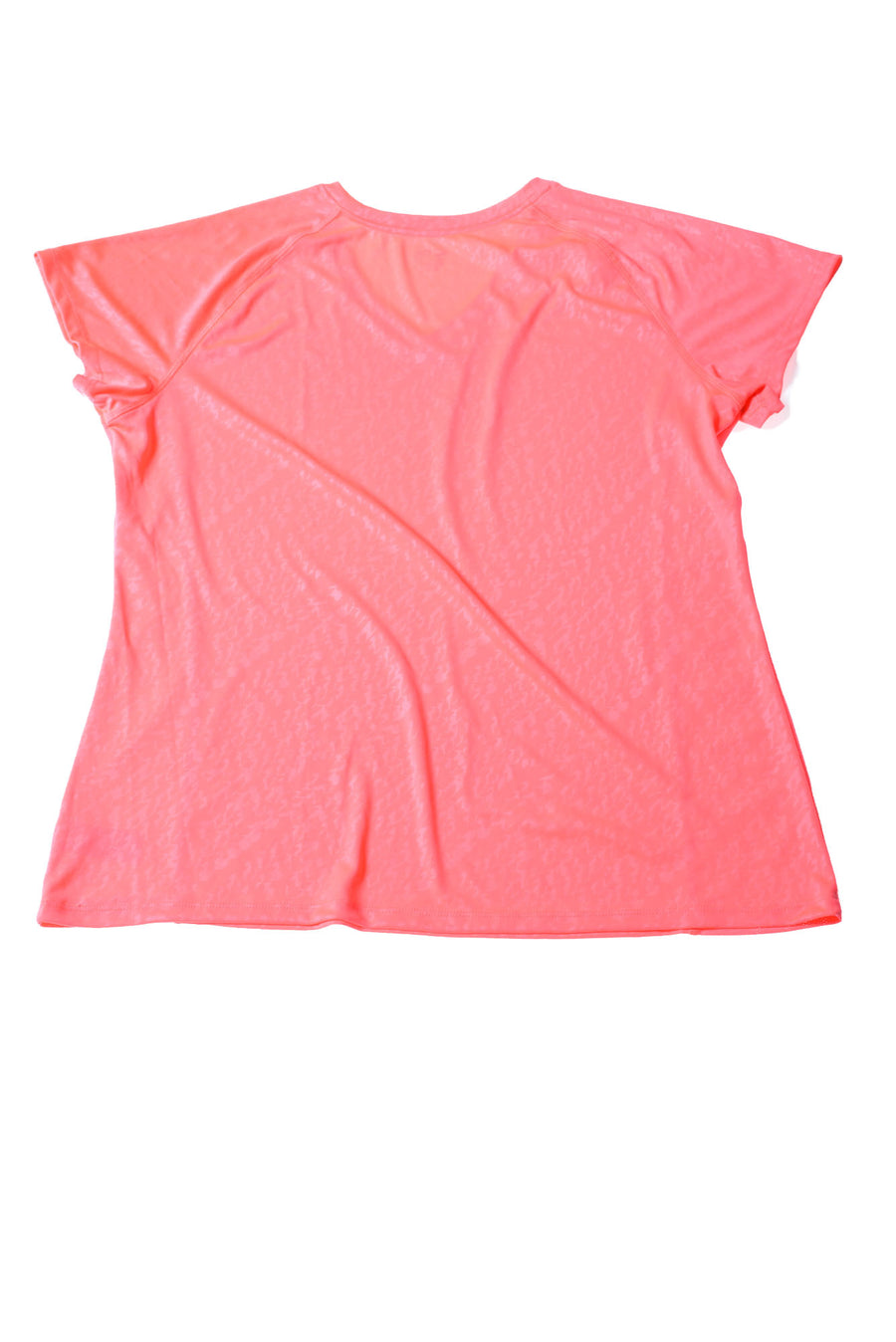 USED Champion Women's Top 2X-Large Pink