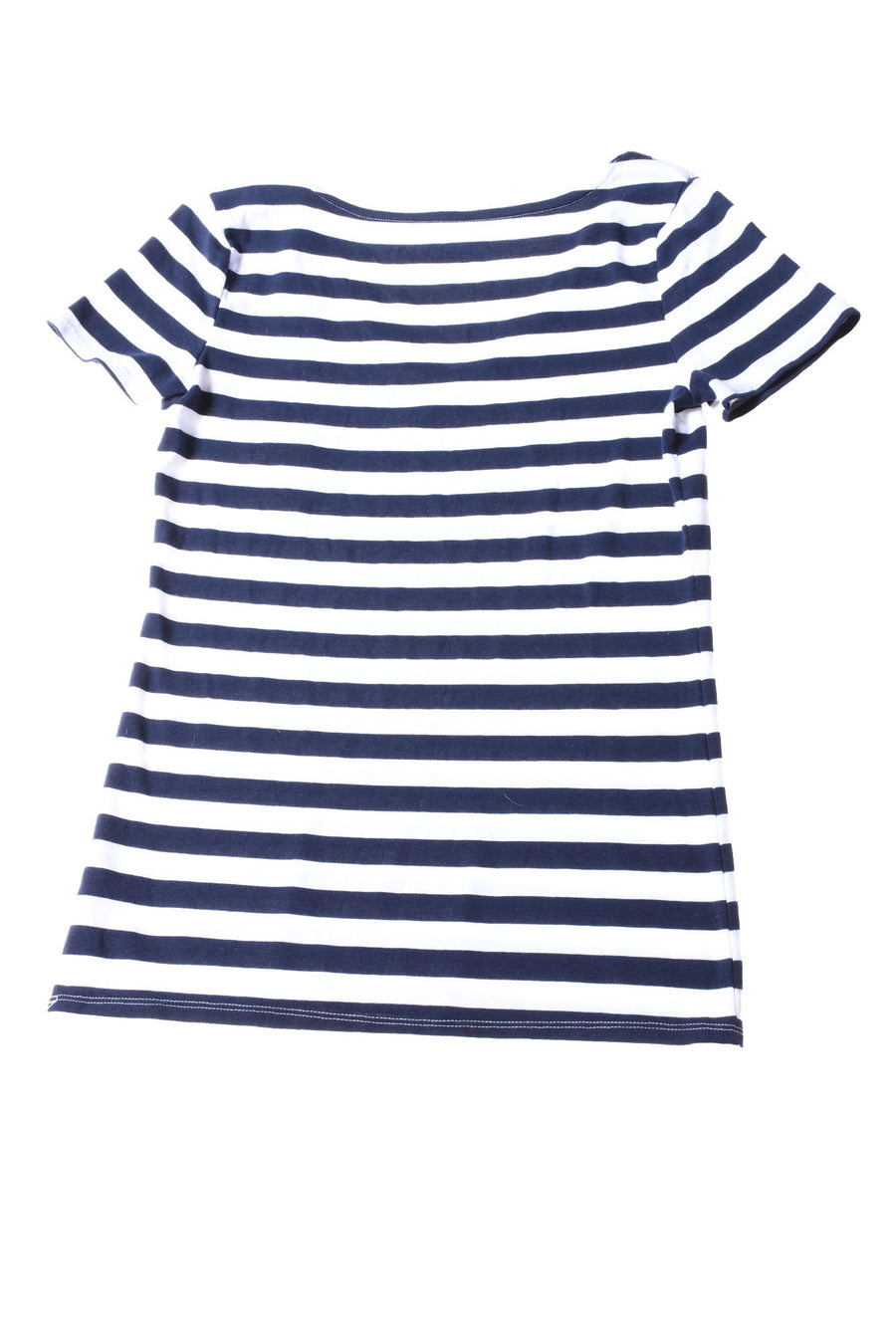 NEW Merona Women's Top Medium Navy & White