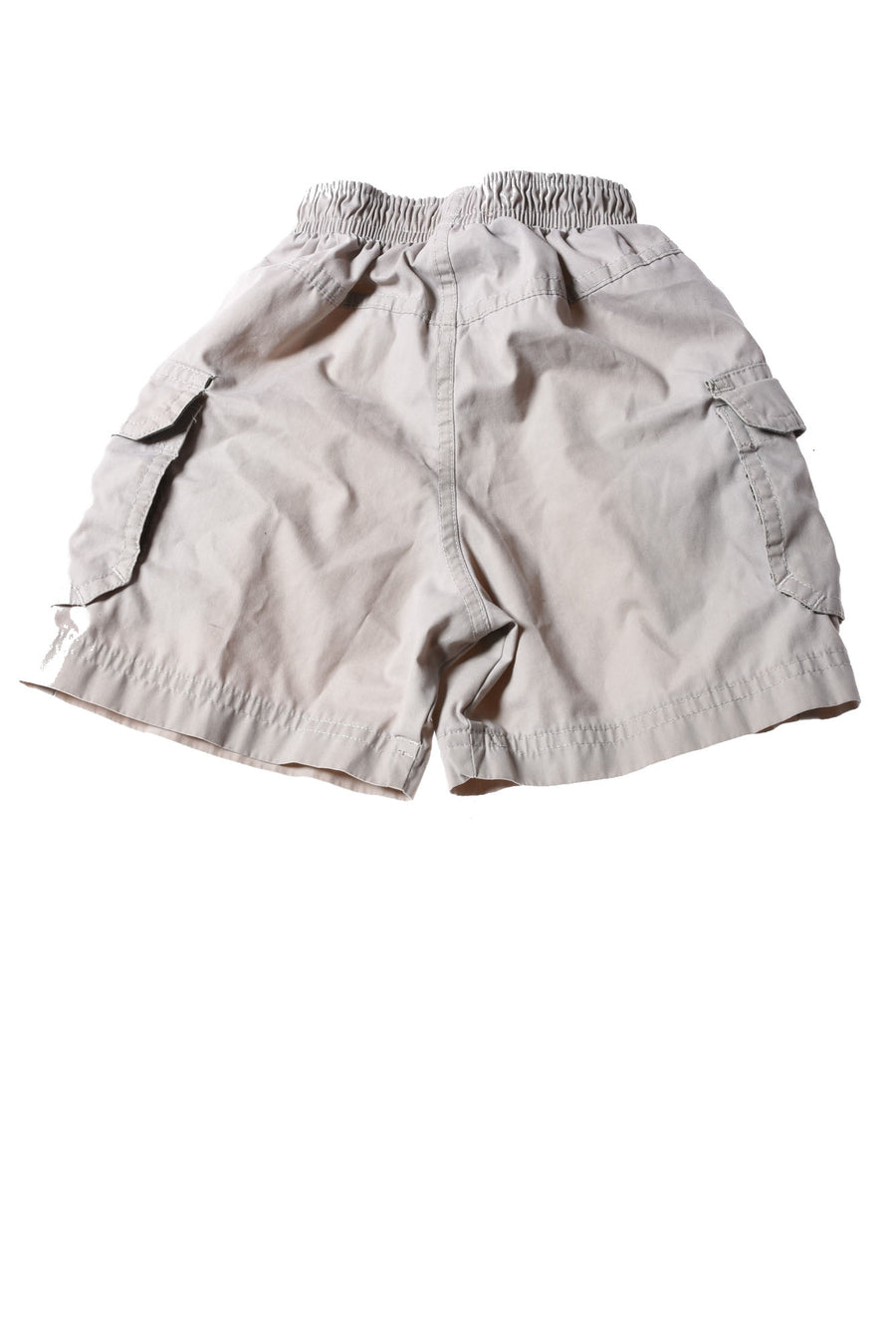USED Oshkosh Baby Shorts 12 Months Tan