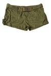 USED  Rue 21 Women's Shorts 9/10 Green