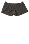 USED  Charlotte Russe Women's Shorts 11 Black