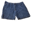 USED Wrangler Men's Shorts 46 Blue