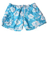 USED Op Men's Swimtrunks 3XL Blue & White