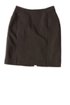 USED H&M Women's Skirt 8 Black